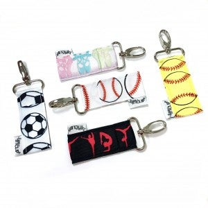 Sports Lippy Clips