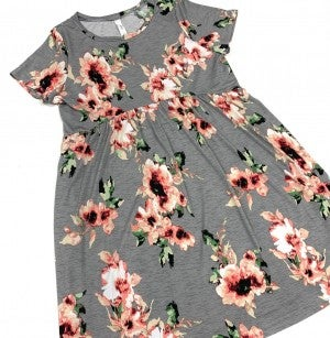 Lead The Way Floral Dress