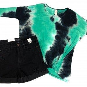 Twisted Daze TieDye Top