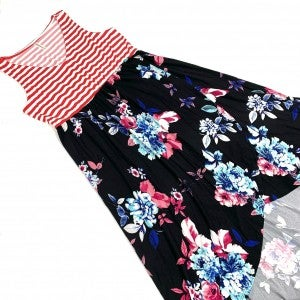 Your Love Awaits Floral Dress