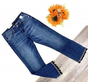 Pom Pom Judy Blue Jeans