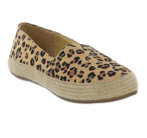 Mia Freedom Leopard Slip-Ons