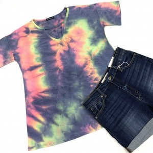 Better Days TieDye Top