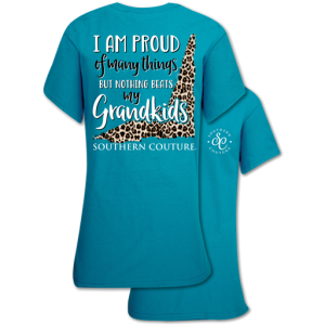 Proud Of Many Things Tee