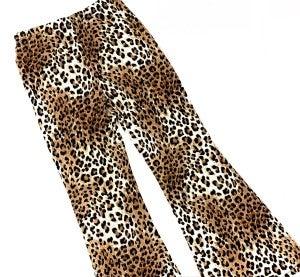 Purrfectly Wild Leopard Bottoms