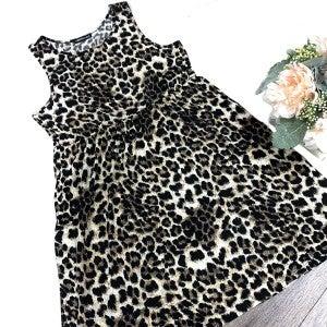 Set Me Free Leopard Dress