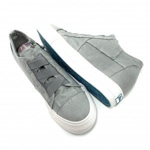 Blowfish Grey Mamba Sneakers