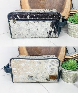 American Darling - Small travel bag with handle detail