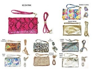 Caroline Hill - Custom collection crossbody bag
