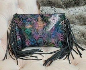 Hello 3am- Tassel snake clutch