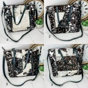 American Darling - Acid wash detail cross body bag