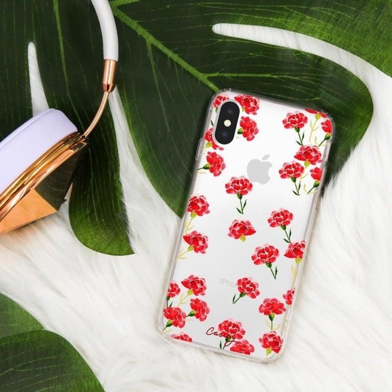 CARNATION NATION IPHONE CASE