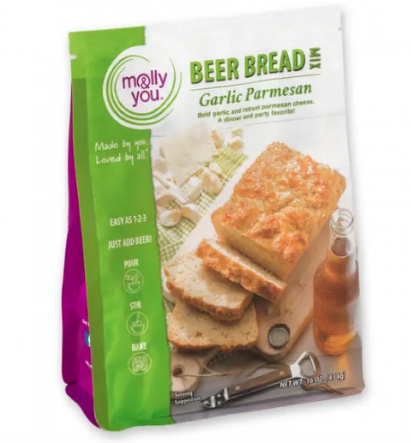 Molly & You - Beer Bread Mix