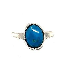 M&S Mini Turq Ring