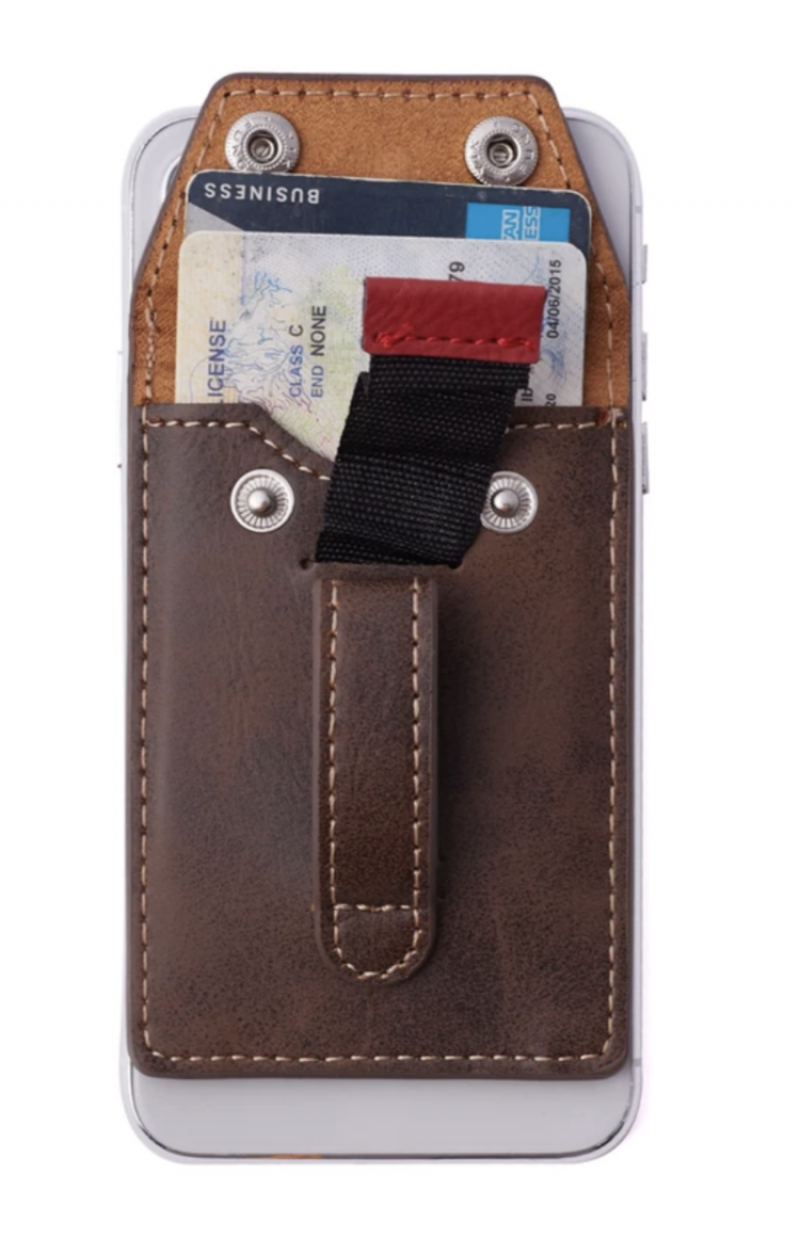 Phone Flipper - Wallet phone grip