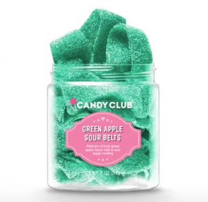 Candy Club - Green apple sour belts(small)