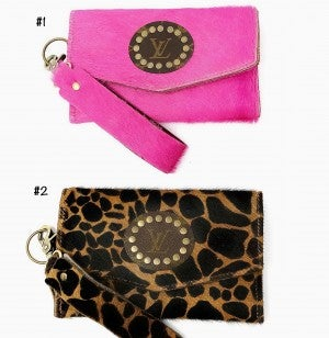 Keep it Gypsy - Jordan wristlet wallet