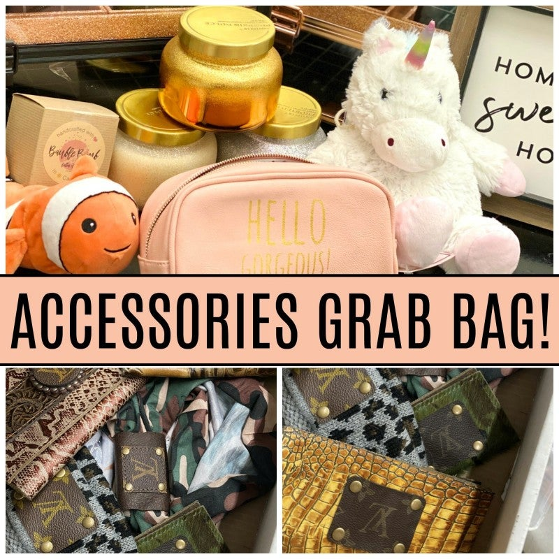 HUGE MYSTERY ACCESSORY MOVING BLOWOUT SALE