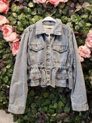 Ma Cherie - Denim Jacket