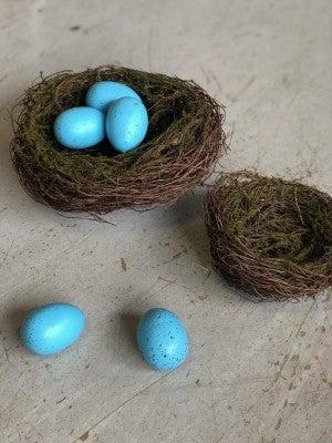Set of 2 Bird Nest