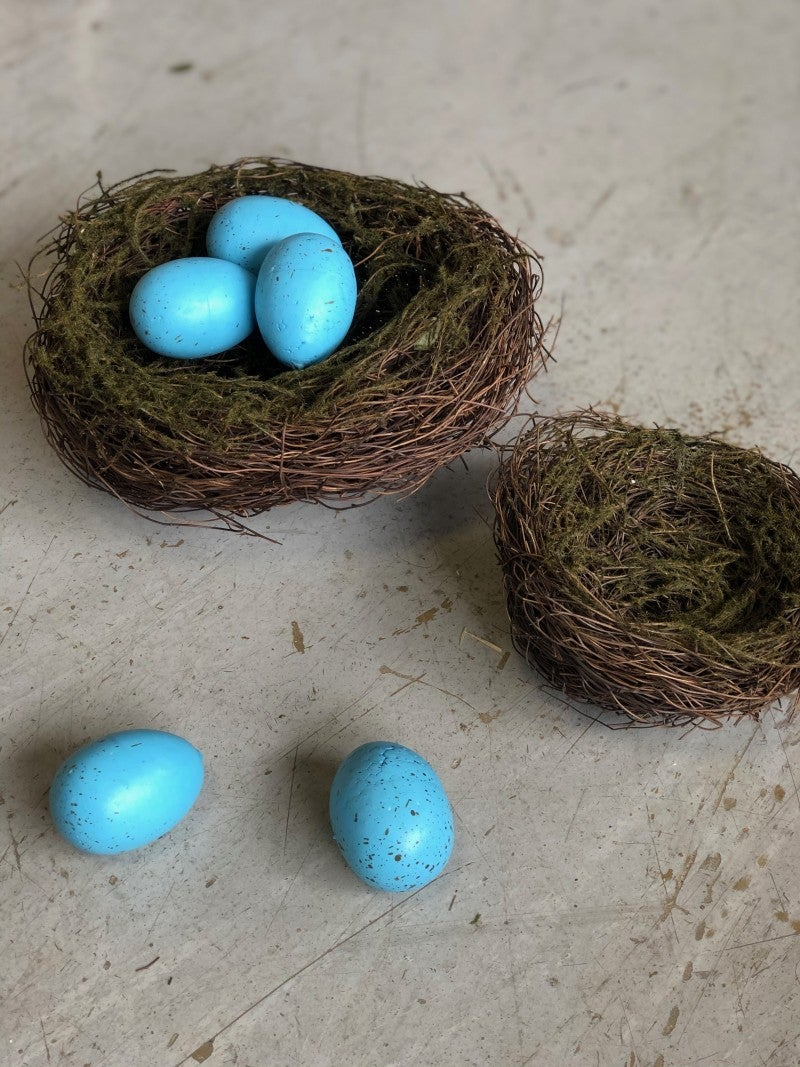 Set of 2 Bird Nest