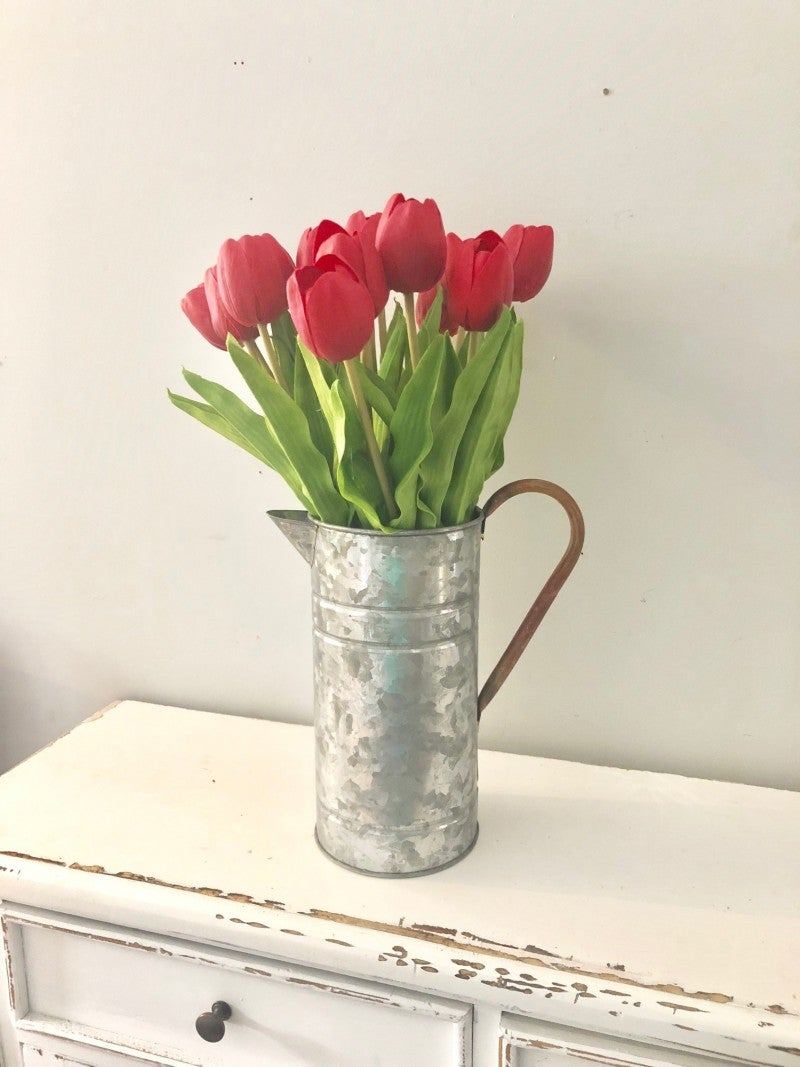 "19.5"" Real Touch Tulip bundle (3 stems)"