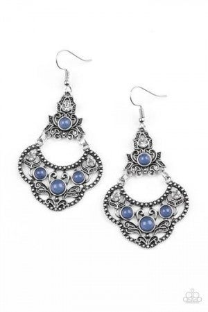 Garden State Glow Earring - Blue