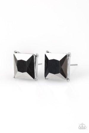 The Big Bang Earring - Silver
