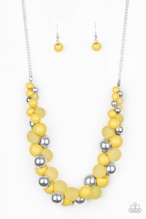 Bubbly Brilliance - Yellow