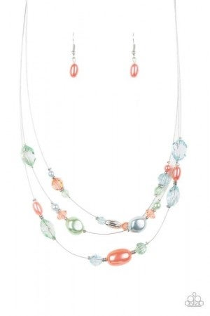 Pacific Pageantry Multi Necklace