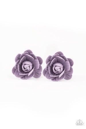 Beautifully Budding - Purple