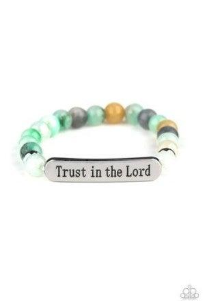 Trust Always  - Green