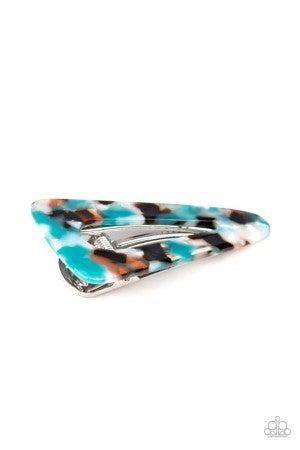 Clip Art - Blue Hair Clip