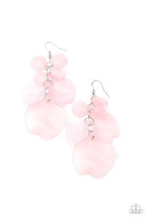 Fragile Florals - Pink