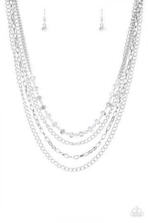 Extravagant Elegance - Silver