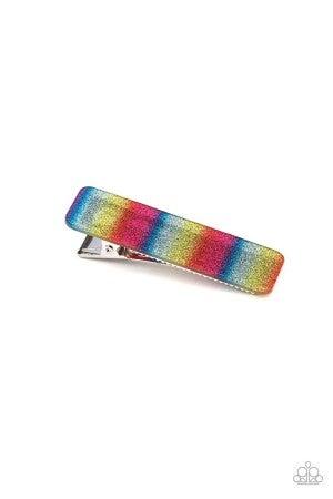 Stellar Rainbows - Multi Hair Clip
