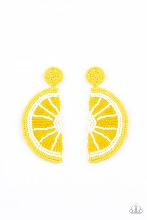 When Life Gives You Lemons - Yellow