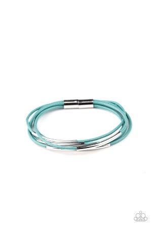 Power CORD - Blue Magnetic Bracelet
