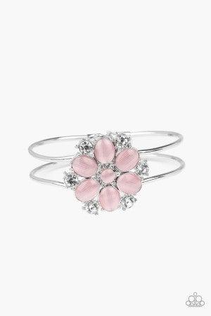 Garden Extravagance - Pink Hinge