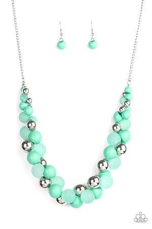 Bubbly Brilliance - Green