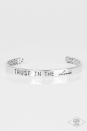 I Put My Trust In You - Silver