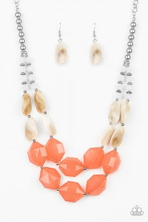 Seacoast Sunset - Orange