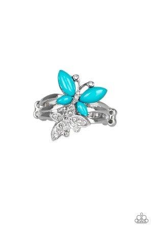 Flutter Flirt - Blue