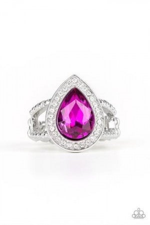 Hollywood Heirloom Pink Ring