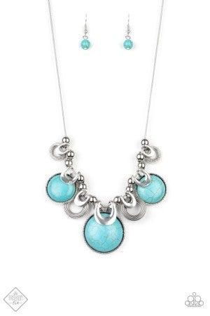 Elemental Goddess - Blue