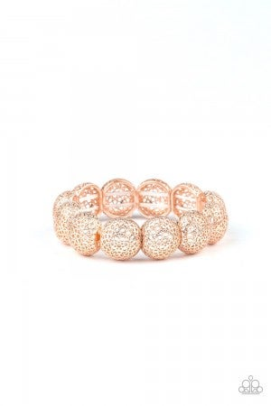 Obviously Ornate - Rose Gold