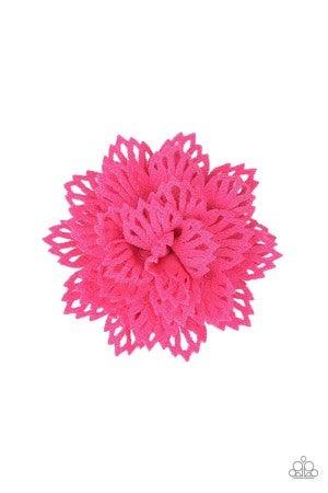 Floral Flair - Pink