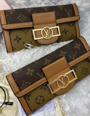 Inspired Checkbook long wallet