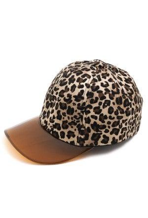 Sunny Cheetah Hat *Final Sale*