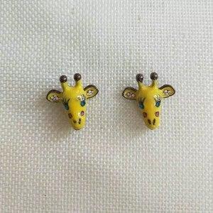 Blue eyed beauty earrings